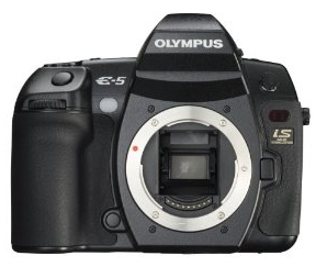 Digital SLR Camera Olympus E-5 12.3MP
