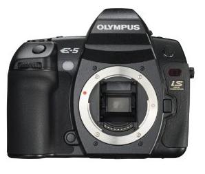 Digital SLR Camera Olympus E-5 12.3MP