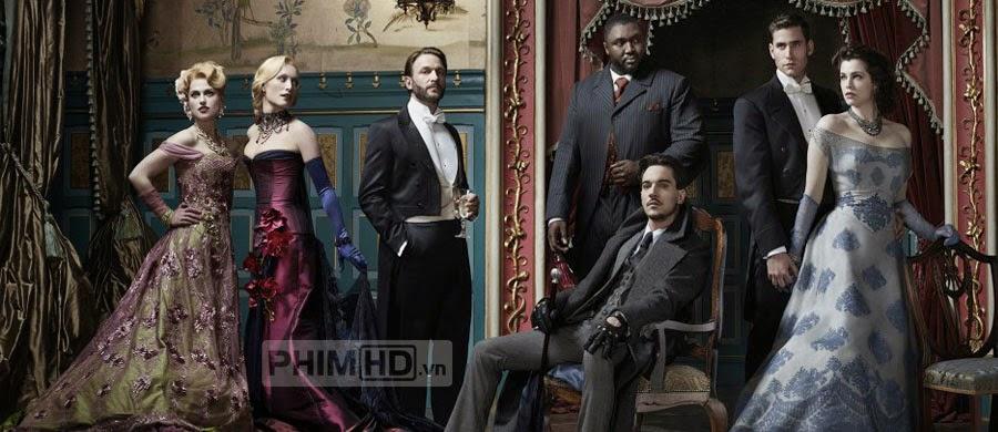Bá Tước Dracula: Phần 1 - Dracula: Season 1 - 2013