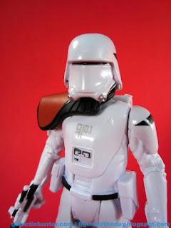 Snowtrooper Officer (The Force Awakens 2015)