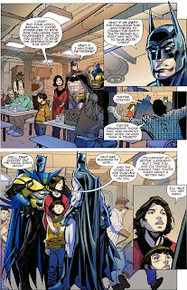 Page 9 of Convergence: Batman: Shadow of the Bat #2 from DC Comics
