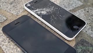 Mặt kính màn hình iPhone 5