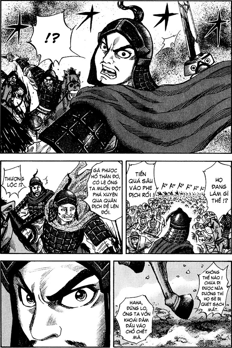 Kingdom – Vương Giả Thiên Hạ chap 60 Trang 10 - Mangak.info