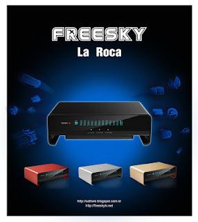 Colocar CS Freesky%2BLa%2BRoca%25E6%25B5%25B7%25E6%258A%25A5 Atualização FREESKY LA ROCA comprar cs