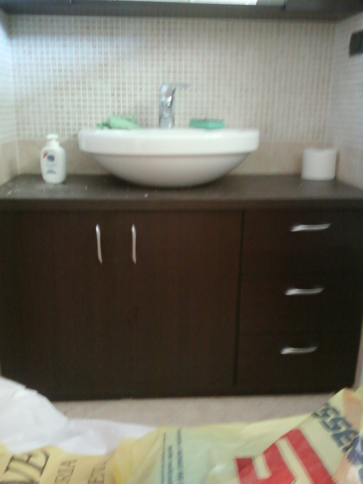 Fai da te hobby legno mobile da bagno - Mobili legno fai da te ...