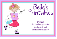 Belle's Printables