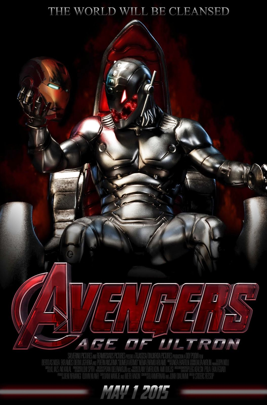 The AGE Of ULTRON COMETH!