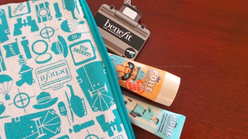 benefit porefessional pro powder shine vanishing porefessional balm