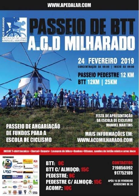 24FEV * MILHARADO - LISBOA