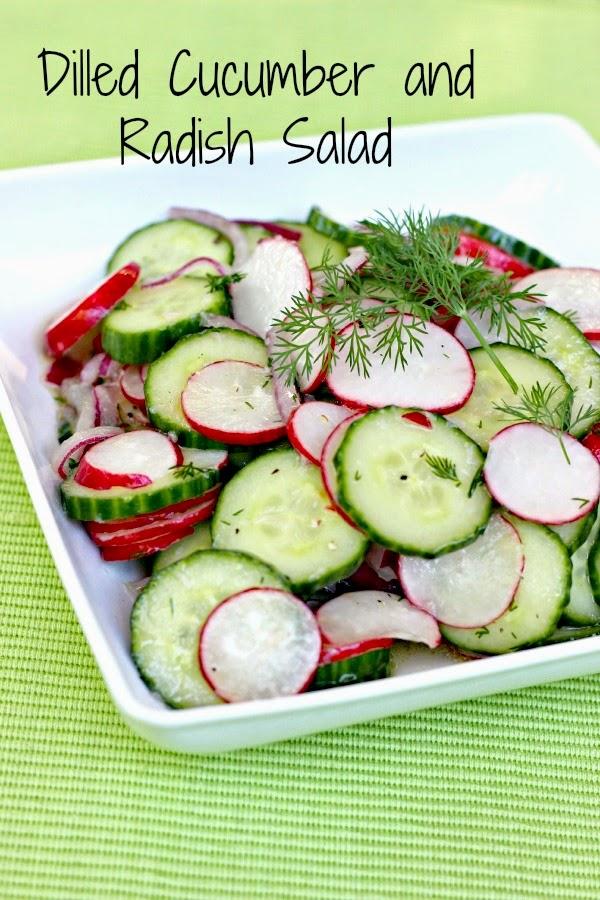 crisp radish