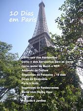 Guia de Passeios e Dicas de Paris (em PDF)