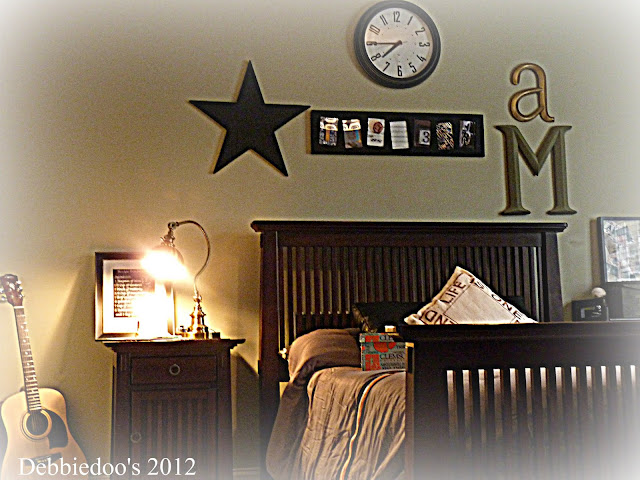 alexx Teen boys bedroom makeover!