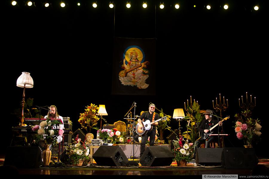 Аквариум на сцене саранского театра оперы и балета, 09.02.2013