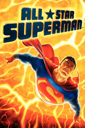 Poster All Star Superman 2011