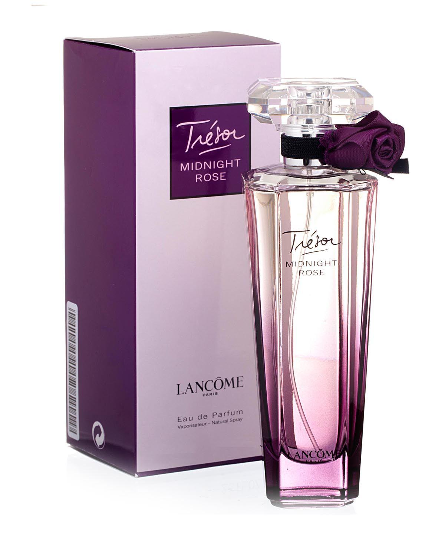 new lancome tresor midnight rose eau de parfum perfume. Black Bedroom Furniture Sets. Home Design Ideas