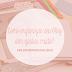 Papeando // Como organizar seu blog sem gastar muito?