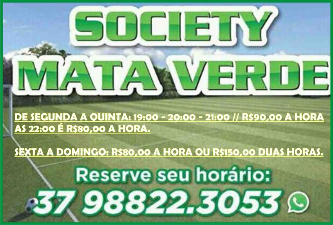 SOCIETY MATA VERDE