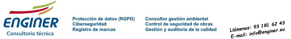 ENGINER.eu - Consultoría técnica
