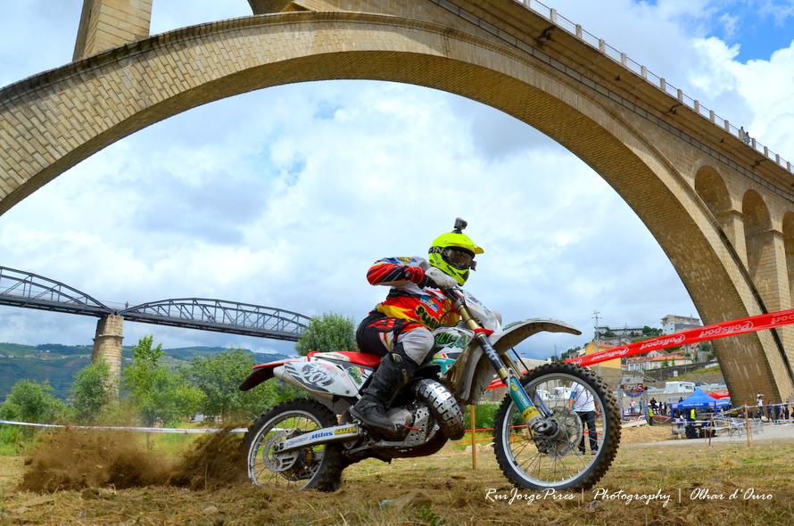 Campeonato Nacional de Enduro 2015 peso da Régua