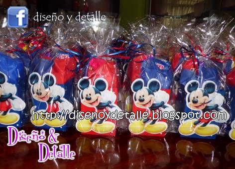 Sorpresas Infantiles de Mickey Mouse, Minnie de la Casa de Mickey