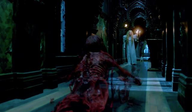багровый пик, фильм ужасов про привидения