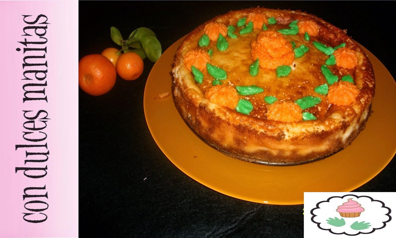 tarta queso y azahar oficial