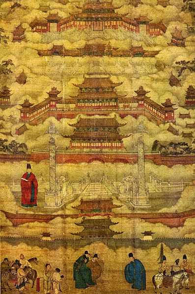 the development of art in china during the ming dynasty Opportunities for economic development were readily seized upon by entrepreneurs during the ming, especially in china's southern regions  the ming dynasty's.