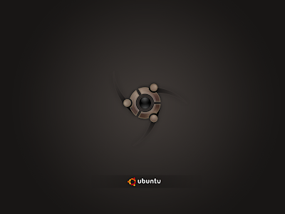 Metal Ubuntu Dark wallpapers