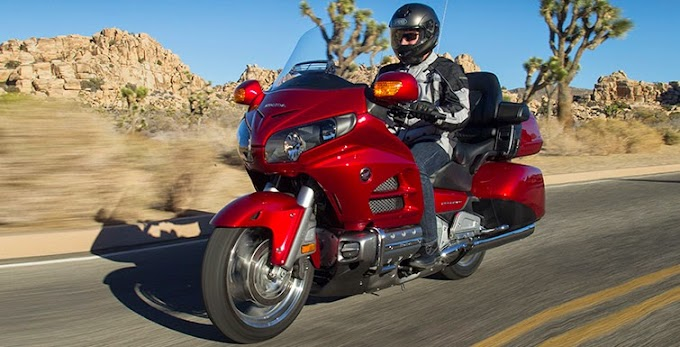 Honda Recall 126.000 unit Goldwing