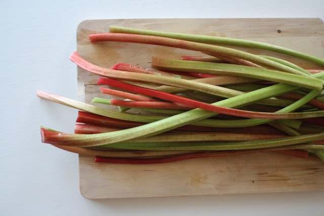 RHUBARB AND LIME CORDIAL - FLAT 3/6
