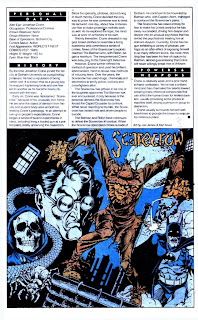 Scarecrow DC comics