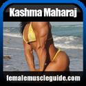 Kashma Maharaj Female Bodybuilder Thumbnail Image 3