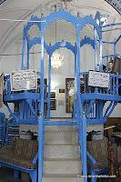 ישראל בתמונות - צפת: בית כנסת אבוהב