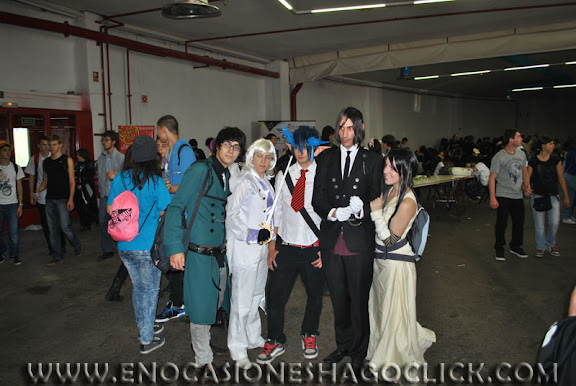 Fotos V Japan Weekend Madrid 8 y 9 de Octubre 2011