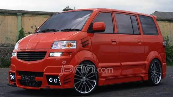 Modifikasi Suzuki APV 2006