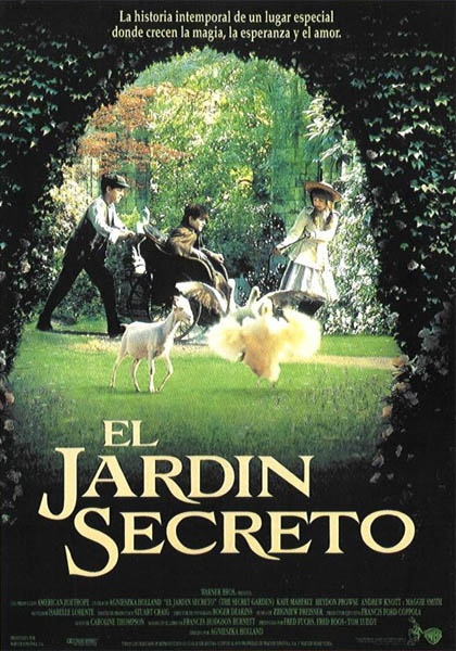 Escondite en las nubes el jard n secreto for Cancion de la pelicula el jardin secreto