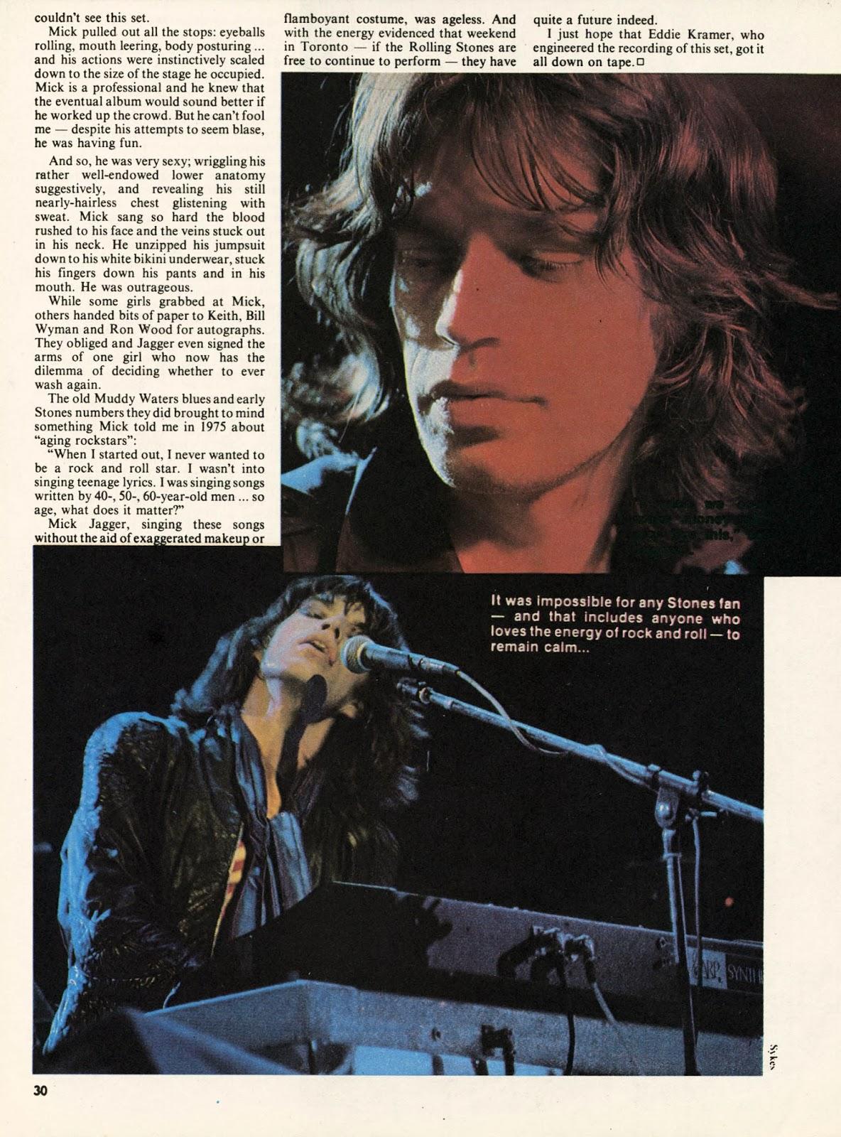 Hit Parader November 1977 Led Zeppelin ELP Ted Nugent Elton John Bad Company