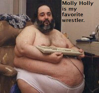 Molly Holly's #1 Fan!