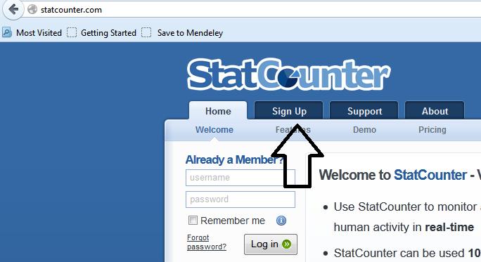 Cara Memasang Visitor Counter di Open Journal Systems