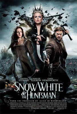 Snow White & the Huntsman 2012 film movie poster