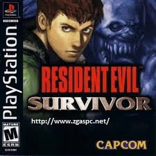 Free Download Games resident evil survivor PSX ISO Untuk Komputer Full Version ZGASPC