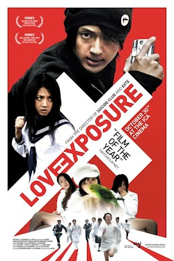 Tình Yêu Tội Lỗi - Love Exposure (2008) Poster