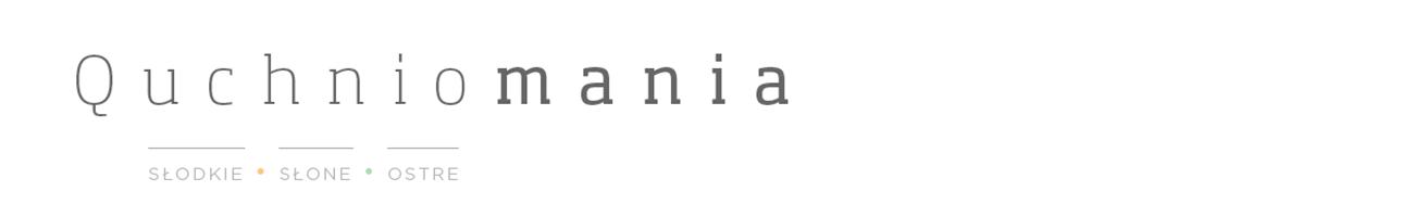 Quchniomania