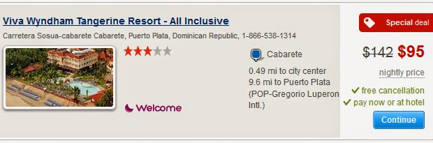 Hotel viva Cabarete