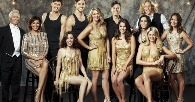 dancing with the stars 2013 cast revealed celebrity 2014