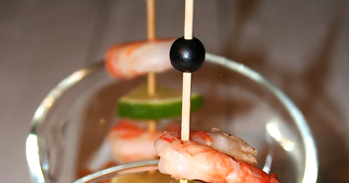 Gourmande toqu e brunoise mangue et tomate piquet de crevettes - Piquet de tomate ...
