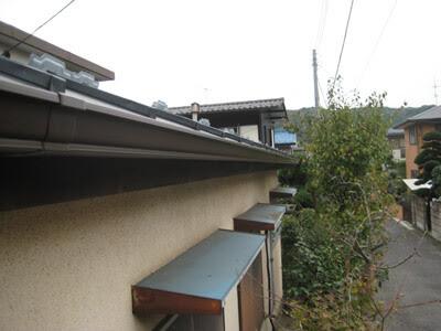横浜市 港北区 雨樋設置交換 新規雨樋 設置