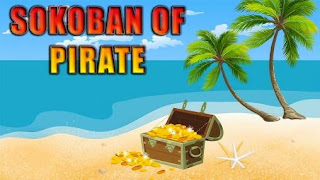 Screenshots of the Sokoban of pirate for Android tablet, phone.