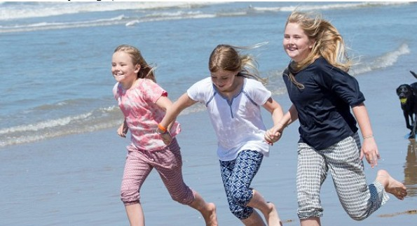 The Dutch Royal Family The Summer Photo-Shoot 2015