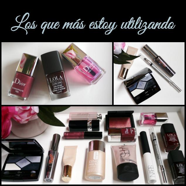 Favoritos maquillaje otoño 2015